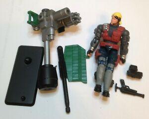 Rare GI Joe Wild Bill Action Figure Hasbro 2004