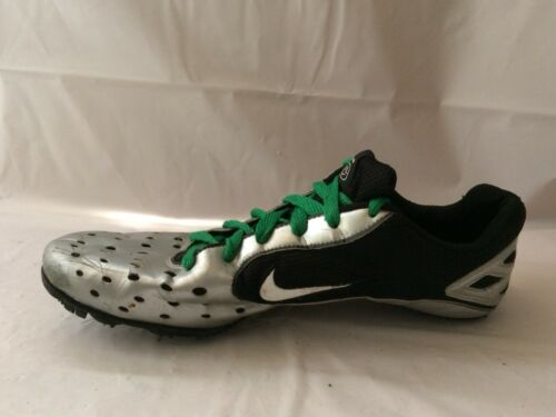 Nike 10 Course Rival Hommes 011 311894 Chaussures Argent Noir Med De Series Zoom Bowerman ZrwvPZq