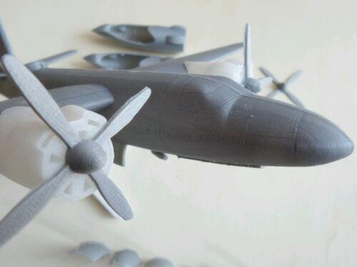 B-26 Marauder WW2 Kit Bausatz 1:87 3D Druck