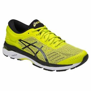 7ec692eba0 Asics GEL-KAYANO 24 Sulphur Spring Black White Gold Men s Size 12 ...