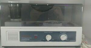 Vintage-SUNBEAM-Ultrasonic-Humidifier-Model-694-1-5-Gallon-White-FREE-SHIPPING