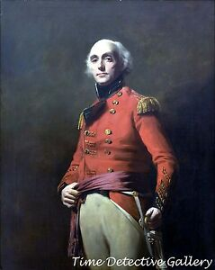 Details about William Maxwell - Brigadier General in the Revolutionary War  Continental Army