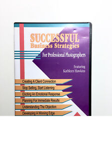 Successful Business Strategies By Photovision 4 Dvd Set Ebay