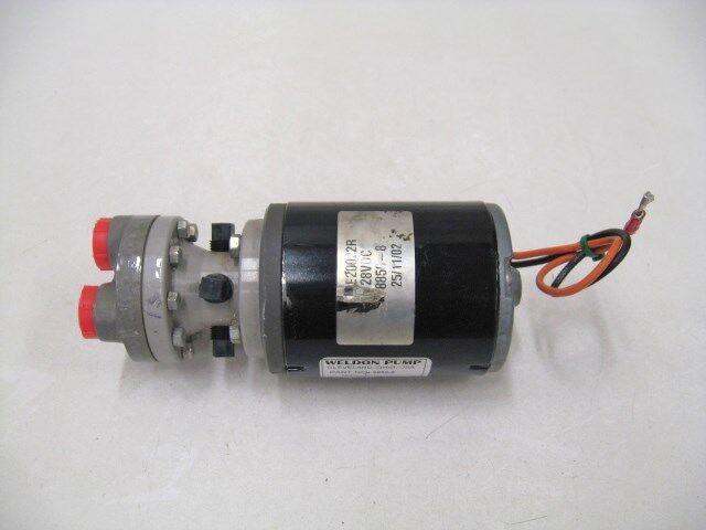 Weldon 3017A Heater Fuel Pump - Core on