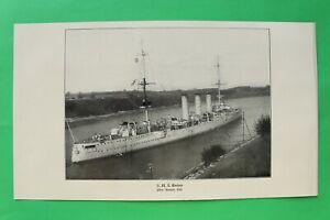 UM2-Marine-S-M-S-EMDEN-1914-1918-Deutschland-Kanal-Kriegsschiff-Geschuetze-1-WK