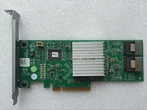 Details about Dell PERC H310 Adapter 8-Port 6Gb/s SAS RAID Controller