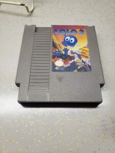 Adventures-of-Lolo-2-NES-Nintendo-Entertainment-System-Game-Only-Authentic