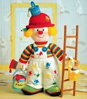 JEAN GREENHOWE KNITTING TOY PATTERNS KNITTED CLOWNS