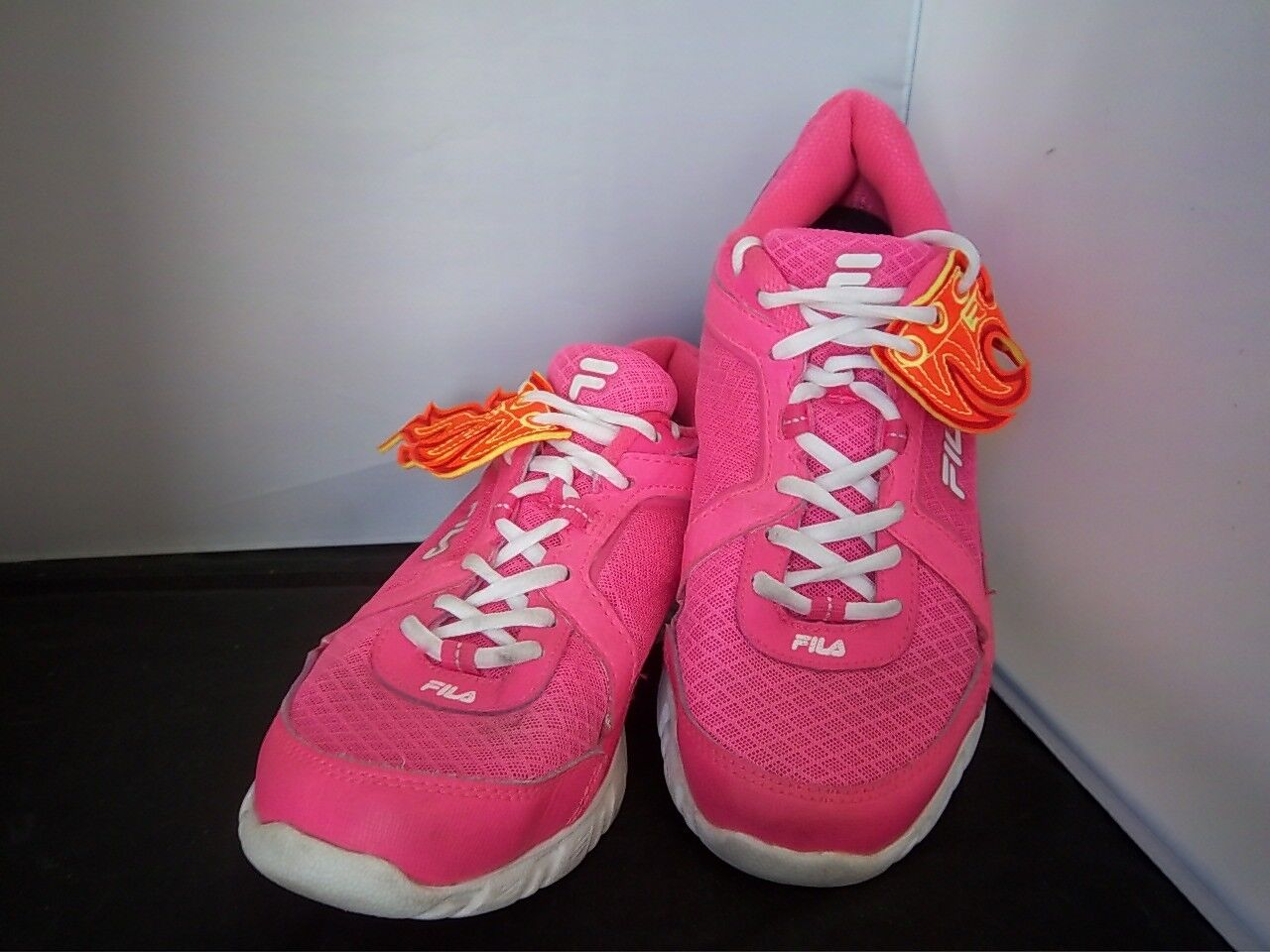 FILA - Women's Hot Pink Athletic Shoes - SIZE 10 Comfortable and good-looking