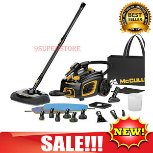 Hoover Steam Vac Carpet Cleaner Machine Canister System