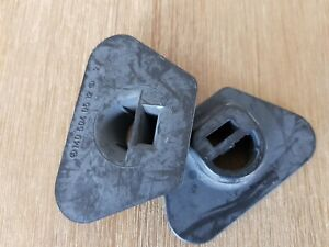 Details about Mercedes W140 S-class C140 CL Radiator Rubber Mount bushing  A1405040512 set of 2