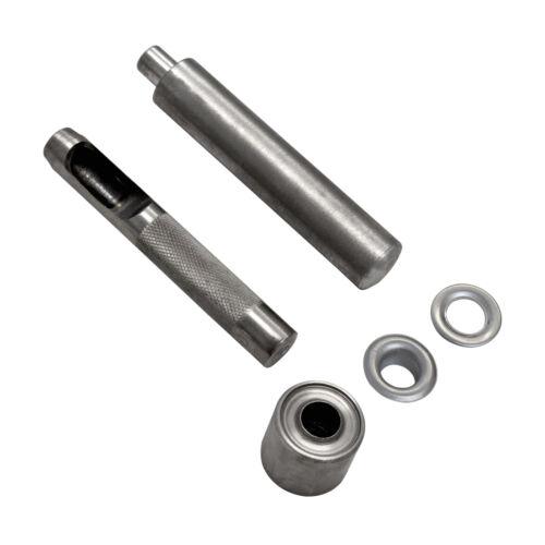 Jarolift ojales herramienta agujero hierro troquel agujero herramienta de montaje ojales sello