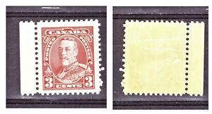 "CANADA: 1935 Sc: CA 219 ""King George V"" MH 3c"