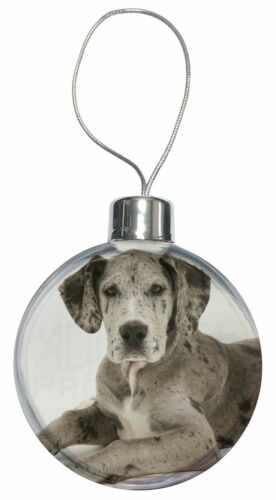 Great Dane Christmas Tree Bauble Decoration Gift AD-GD2CB