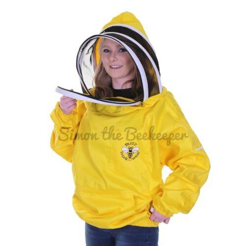 4XL Vantage Tunic Beekeeping Yellow Fencing Tunic Size