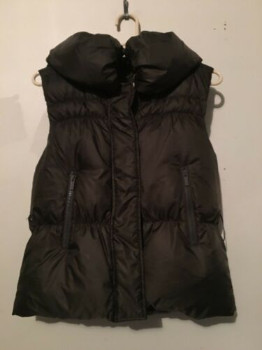 Kvinder Maxazria Weight Olive Bcbg Størrelse Frakke Quilted Jacket Duck Light Down S Vest HvYFd