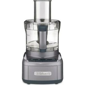 Cuisinart Food Processor 8 Cup Gun Metal Grey