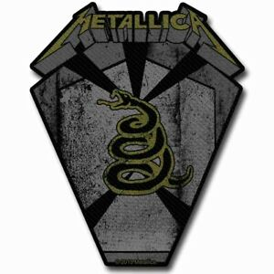 Metallica-Pit-Boss-Patch-Official-New