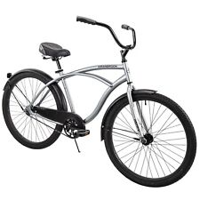 "Huffy 26"" Cranbrook Men's Cruiser Bike with Perfect Fit Frame"