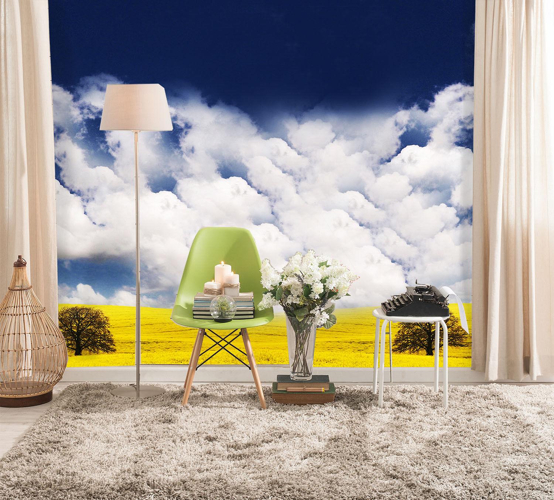 3D Wolken Goldene Felder 86 Tapete Wandgemälde Tapete Tapeten Bild Familie DE  | eine breite Palette von Produkten  | München Online Shop  | Berühmter Laden