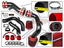 MATTE BLACK COLD AIR INTAKE+DRY FILTER Fit Nissan 02-06 Sentra SER SPEC 2.5L L4