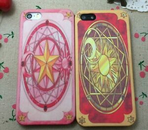 Card-Captor-Sakura-Clow-Card-Cover-Case-For-iPhone-4-4S-5-5S-6-New-Free-Ship