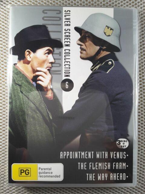 Silver Screen Collection: Vol 6 -  Movie Dvd
