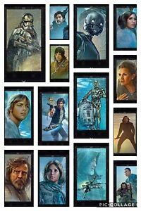 Topps-Star-Wars-Digital-Card-Trader-14-Card-Black-Character-Mural-Wave-3-Set