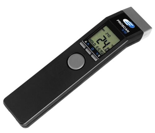 INFRAROT-THERMOMETER SCANTEMP 510 PYROMETER TFA 31.1118 LASERVISIER +530 GRAD