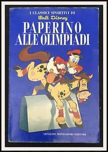 ⭐ PAPERINO ALLE OLIMPIADI - Classici Disney # 4 - 1960 - DISNEYANA.IT ⭐
