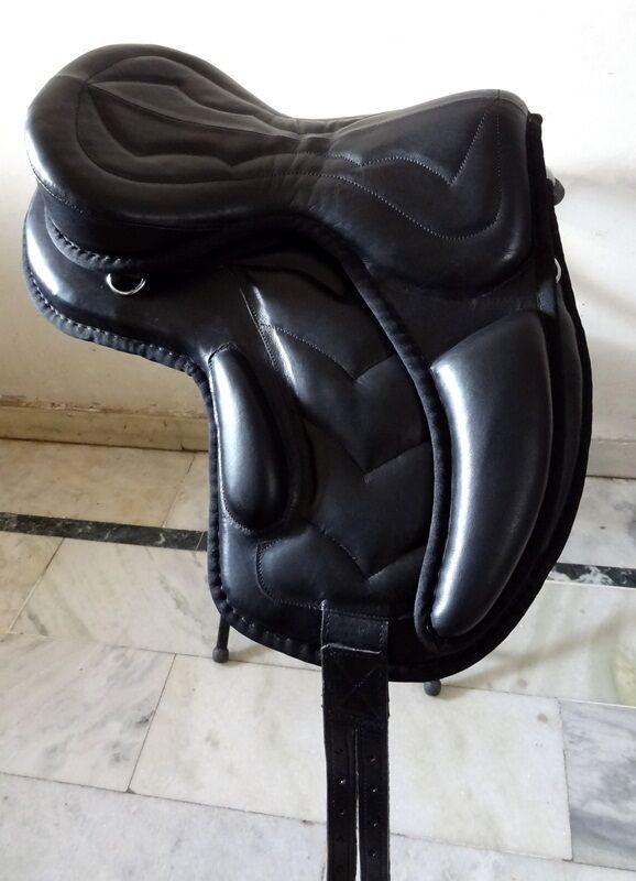 Montura real - montura marrón sin corteza TS - 012