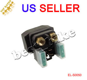 STARTER RELAY SOLENOID FOR YAMAHA 4XE-81940-12-00 4XE-81940-11-00 REPLACEMENT
