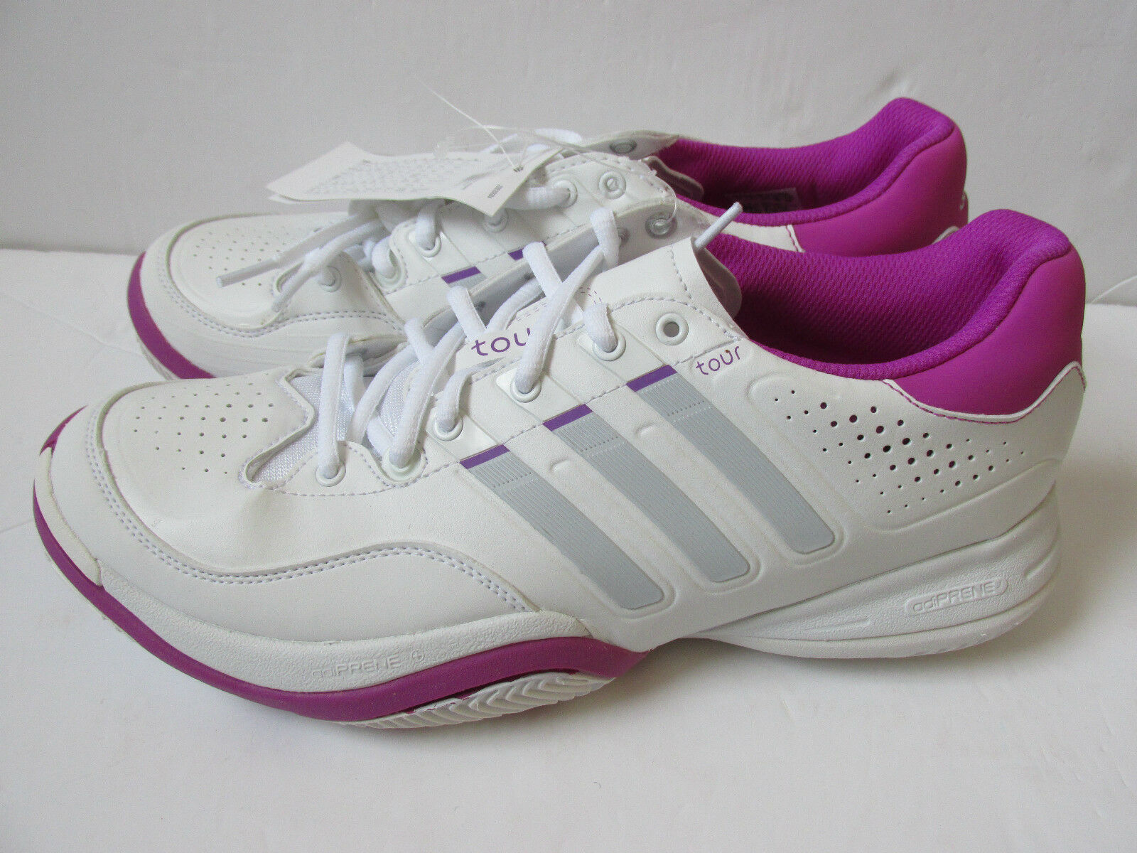 adidas womens tour w trainers v22040 sneakers shoes