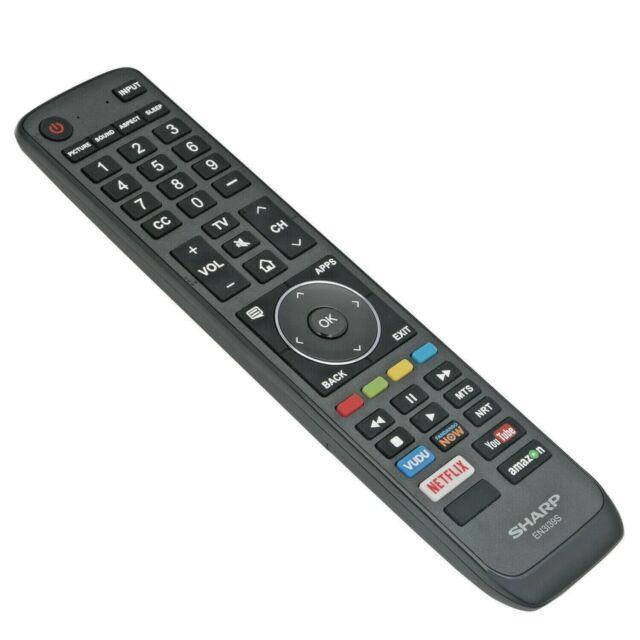 OEM Sharp TV Remote for Lc50n8002u Lc-50n8002u Lc50p7000u Lc-50p7000u