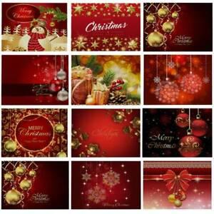 1-2Pcs-manteles-y-posavasos-de-Navidad-Santa-Muneco-De-Nieve-Mesa-De-Comedor-Manteles-Individuales