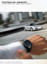 Porsche Selection Prospekt 7/05 (D), 128 S. Zubehör Accessoires brochure