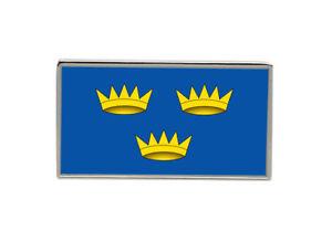 Munster-Irlande-Revers-Drapeau-Broche-Badge