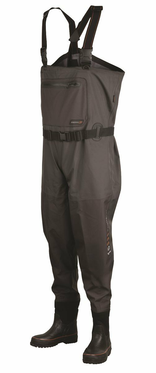 Scierra X-16000 Cleated Chest Wader Boot Foot