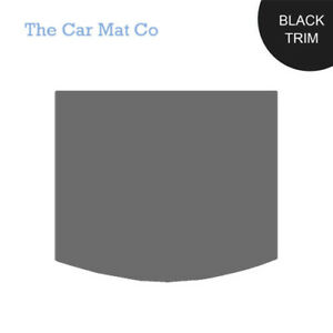 Mazda-CX5-2012-2017-Fully-Tailored-Grey-Carpet-Boot-Mat-With-Black-Binding