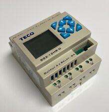 TECO SG2-12HR-D Programmable Logic Relay 24Vdc With 8ER-D Expansion Module