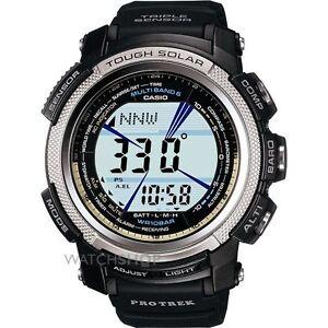 Casio-Pro-Trek-PRW-2000-1ER-Mens-Watch-Wave-Ceptor-Tough-Solar-Alarm-Chronograph