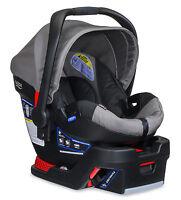 Britax B-safe 35 Infant Car Seat In Steel Brand