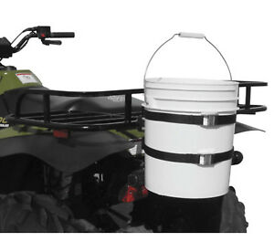 UTV w/ 1.75 Inch Bar ATV BUCKET Cooler Binder Crossover Holder CARRIER NEW
