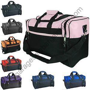 f0ee75fd7805 Men Women Duffle Bag Gym Bag School Sports Duffel Travel Workout ...