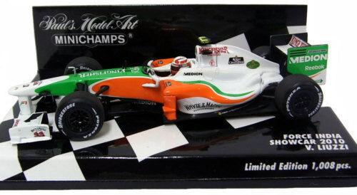para mayoristas Minichamps Force India ShowCoche 2010-Vitantonio Liuzzi Liuzzi Liuzzi escala 1 43  Entrega gratuita y rápida disponible.