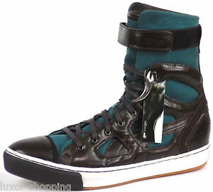 Image is loading Alexander-McQueen-AMQ-Vulcanizo-Puma-RRP-280-Leather- 73f0cc294