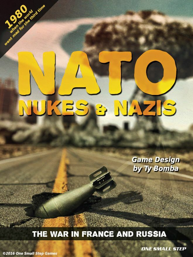 NATO Nukes & Nazis   The War in France e Russia, nuovo  vendendo bene in tutto il mondo
