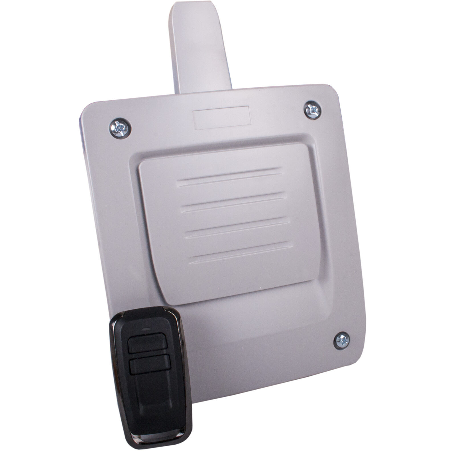 Set Emisor manual y receptor de radio 868 MHz,Accionamiento portón,Portones,