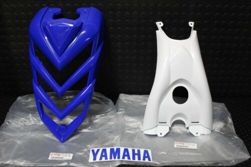 Raptor 700 plastics GENUINE YAMAHA front GRILL NOSE CONE HOOD Gas Cover 06-12