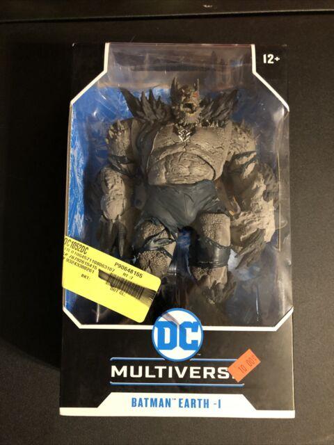"McFARLANE DC Multiverse Dark Nights Metal EARTH 1 DEVASTATOR 7"" Action Figure"